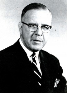 McIvor, CWB Chief Commissioner '37-'58