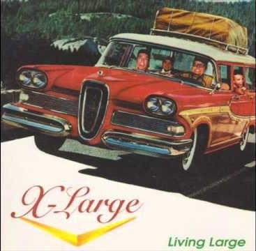 Edsel Living Large