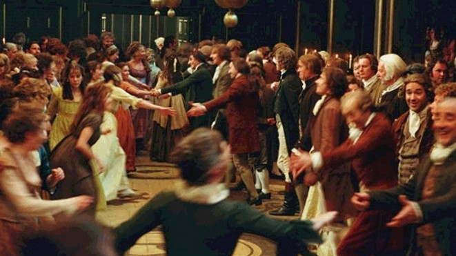 Pride-And-Prejudice Country Dance