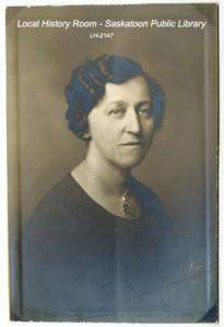 Violet McNaughton